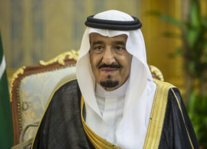 King Salman punished his own nephew for making racist remarks